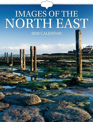 Images of the North East 2020 Wall Calendar - Postal Envelope Included