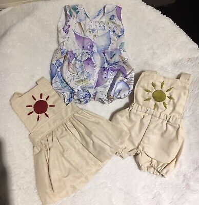 SALE!!Miniland 38cm Doll Clothes ~ Lot 2~