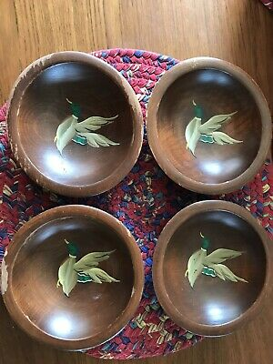Munising Bowl Set With Ducks