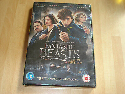 Fantastic Beasts DVD New and sealed