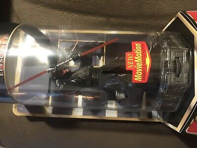 Star Wars Episode I Darth Maul Figure Movie Motion