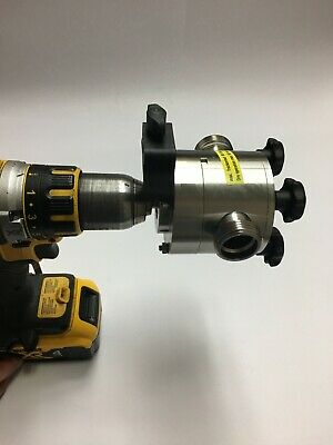 ZUWA Drill Powered Transfer Pump HD COMBISTAR 2001-B Stainless