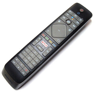 Philips TV Remote Control 996598001054 with Qwerty Keyboard - See Description