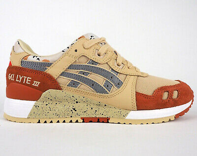 Gel Up Junior Lyte Iii Lace Casual 0593 Marzipan Asics Trainers H7y0l Pwn0kO