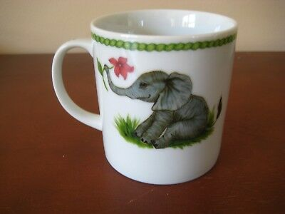 Lynn Chase Design JUNGLE PARTY 1988 Childs Cup