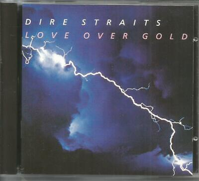 DIRE STRAITS - Love over gold     -CD-