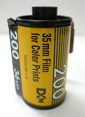 50 Rolls Kodak Kodacolor Color Plus ISO 200 35mm Color Print Film 135 36 exp