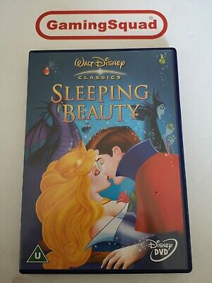 Disney Sleeping Beauty DVD, Supplied by Gaming Squad
