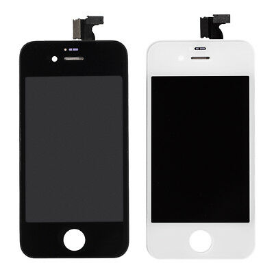 For iPhone 4s LCD Display Screen Touch Digitizer Assembly Replacement Parts Fad