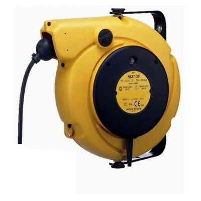 Zeca Wall Mounted Cable Reel 1.5mm 10Mtr- NEW - 5827XF