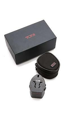 Tumi Universal Power Adapter 014385D-.With Black Ballistic Case (150 Countries)