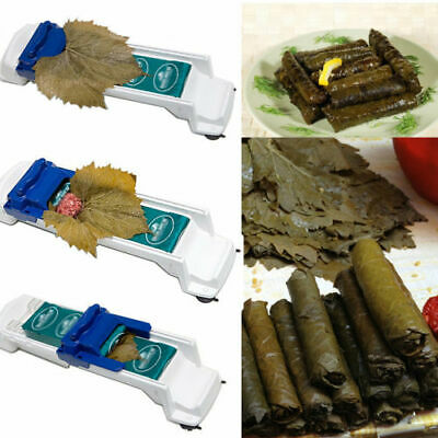Magic Roller Meat and Vegetable Roller Stuffed Grape Cabbage Leaf Rolling ToolZJ