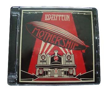 Led Zeppelin - Mothership (2007 CD) double disc