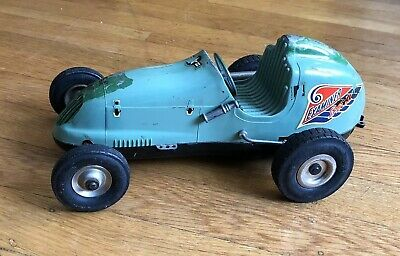 VINTAGE 1961 REMCO Shark Tether Car For Body, Parts, Or