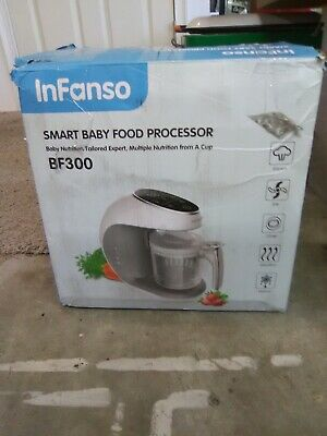 Infanso smart baby food processor
