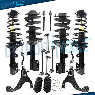 New Pair Rear KYB Excel-G Shocks Struts For Hyundai Tucson /& Kia Sportage CSW