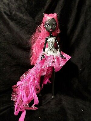 Monster High Catty Noir Doll first Wave 13 Wishes