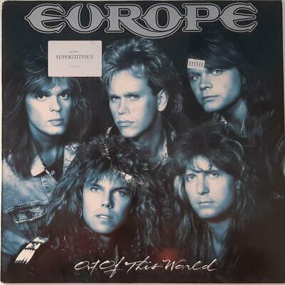 |1278054|  Europe - Out Of This World [LP Vinyle] |Neuf|
