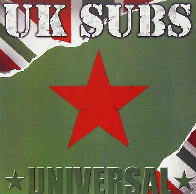 |1339643|  UK Subs - Universal (Limited Yellow RSD) [2xLP Vinyle] |Neuf|