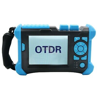 X-60 Handheld Optical Time Domain Reflectometer OTDR Fiber Tester Touch Screen