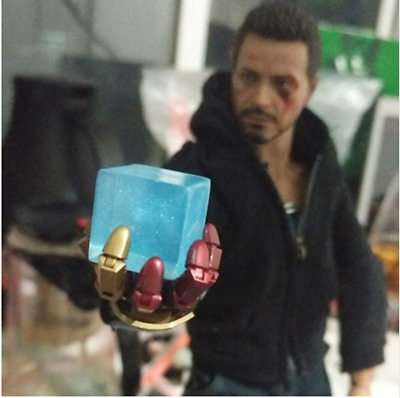 Marvel LED Light Loki Cosmic Cube Cosplay Prop Awengers Fans Collection Gift