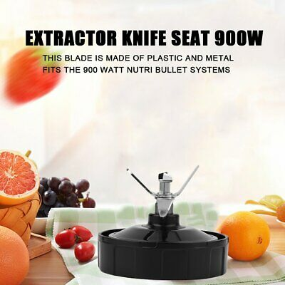 Juicer Knife Seat Juicer Replacement Cross Blade Stainless Steel Blender Blade