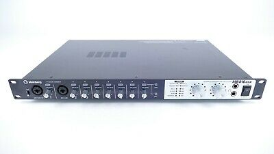 Steinberg MR-816CSX DSP Firewire Audio Interface + Rechn./GEWÄHR!