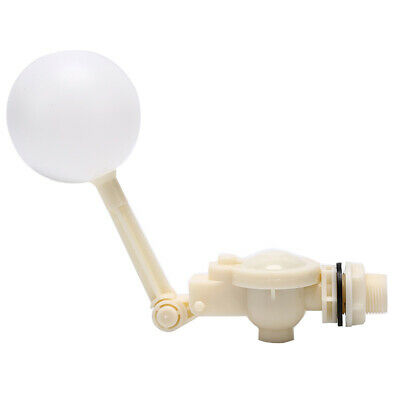 Adjustable Plastic Float Ball Valve Automatic Fill Float Valve Water Control ^S