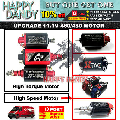 11.1v UPGRADE Jinming Motor High Speed forGen8 Gen9 M4A1 Gen10 ACR Gel Blaster