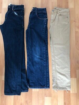 Boys Jeans Bundle Age 11/12 Years