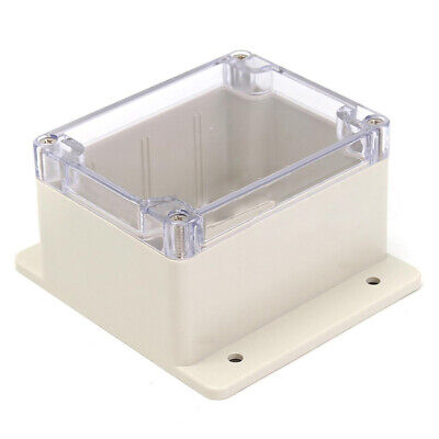 Waterproof Plastic Electronic Junction Project Box Enclosure Case 115x90x68 K7S7
