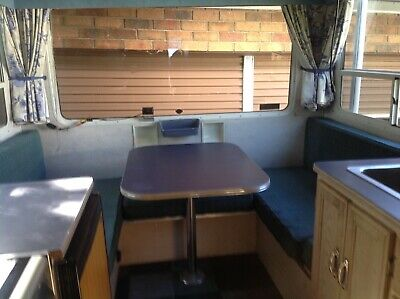 winnebago motorhome Ford Transist Deck 6berth/seater