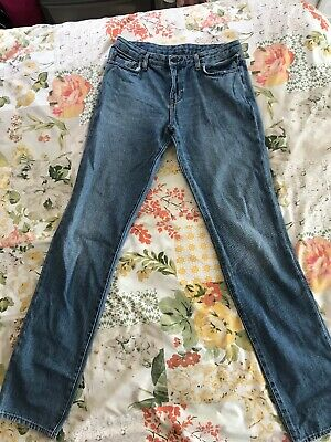 Mens/ Youth Boys Ralph Lauren Straight Leg Jeans Age 20 Years