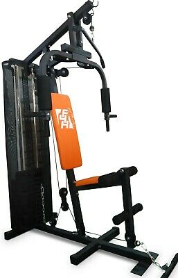 F4H HG-420B (66 KG) Multi Home Gym Toning Body Building Strength Machine Station