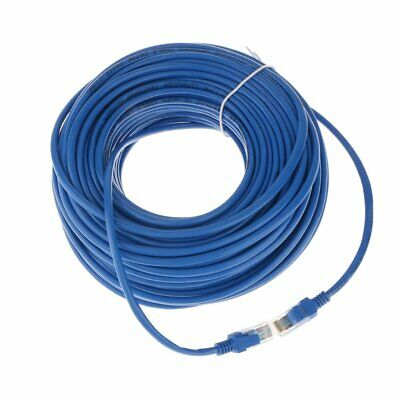 FLAWISH   Cable Ethernet Cat5e - UTP 4 pairs 24 AWG - 50 Mètres