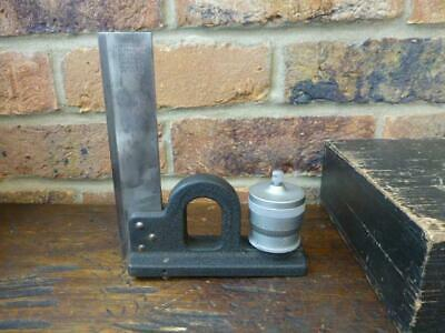Moore & Wright Precision Tool - Adjustable Square with Micrometer Unit