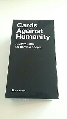Cards Against Humanity Game UK Edition