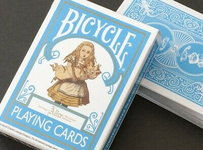 Bicycle Playing Cards (Deck) Alice in Wonderland Exhibition Limited Japan F/S