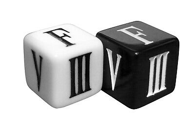 FFTCG Final Fantasy TCG Light/dark Promo Dice