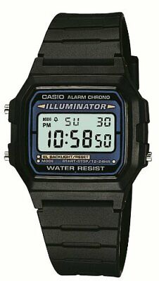 CASIO watch Standard F-105W-1A