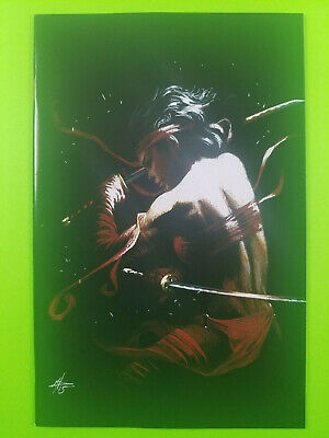 Savage Avengers #1 Dell'Otto Virgin Variant NM Marvel Comics 2019