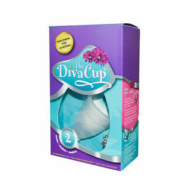 The Diva Cup Model 2--- One Menstrual Cup