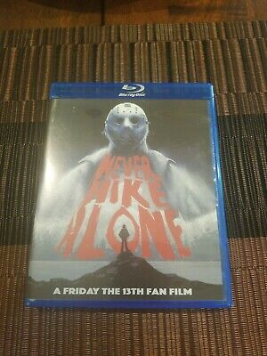 Never Hike Alone: A Friday the 13th Fan Film (Blu-ray, 2019) *AUTOGRAPHED*