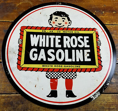 MULVENEY /& SON WHITE ROSE GAS STATION COCA-COLA KENDALL LUNCH glossy 5x7