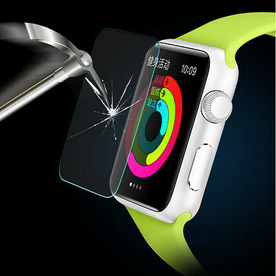 Tempered Glass Film for Iphone Watch 38mm 42mm Smart Watch Accessorie LJ