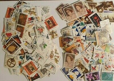 AU - 1985 & 1986 - Large selection of USED Stamps - Off Paper