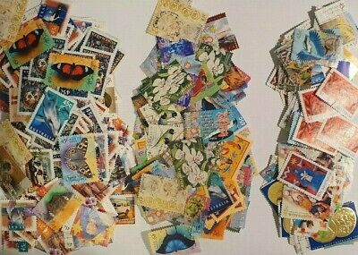 AU - 1997 to 1999 - Large selection of USED Stamps - Off Paper