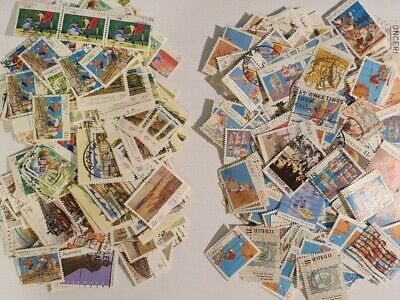 AU - 1989 & 1990 - Large selection of USED Stamps - Off Paper