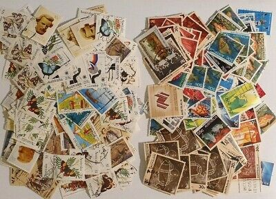 AU - 1983 & 1984 - Large selection of USED Stamps - Off Paper