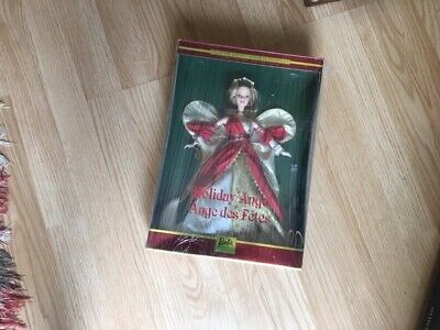Mattel 2000 Holiday Angel Barbie #2,